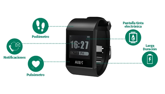 SMARTWATCH DEPORTIVO SW4FIT 2