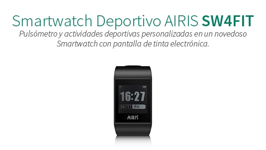 SMARTWATCH DEPORTIVO SW4FIT